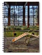 Last Resort Spiral Notebook