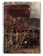 Last Ride Spiral Notebook