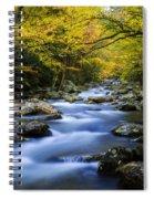 Last Stop Spiral Notebook