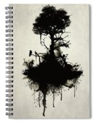 Last Tree Standing Spiral Notebook