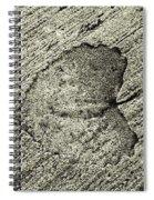 Lasting Impression  Spiral Notebook