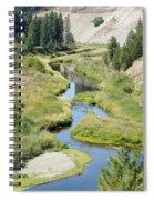 Latah Creek Spiral Notebook