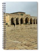 Late For Prayer Spiral Notebook
