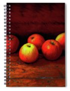 Late Harvest Spiral Notebook