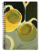 Late Night Friends Spiral Notebook