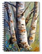 Late November Spiral Notebook