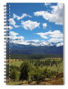 Late Spring Spiral Notebook