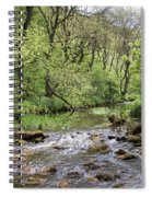Lathkill River Spiral Notebook