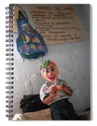 The Right And Duty Of Grow Spiral Notebook