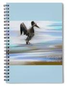L'atterrissage Spiral Notebook