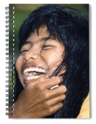 Laughing Out Loud Spiral Notebook