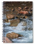 Laughing Water Spiral Notebook