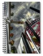 Launch Pad Spiral Notebook