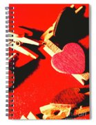 Laundry Love Spiral Notebook