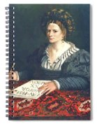 Laura Pisani 1525 Spiral Notebook