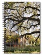 Laura Plantation  Spiral Notebook