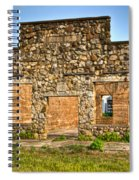 Lauratown Arkansas A Ghost Of The Past Spiral Notebook
