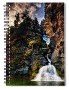 Laurelindorinan Spiral Notebook