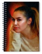 Lauren Luna Spiral Notebook