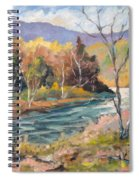 Laurentian Hills Spiral Notebook