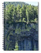 Lava Formations Spiral Notebook
