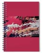 Lava Map Spiral Notebook