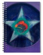 Lavender Mist Spiral Notebook
