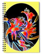 Lavish Lilies 2 Spiral Notebook