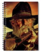Lawman Spiral Notebook