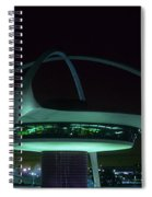 Lax Encounter Restaurant Spiral Notebook