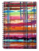 Layered Spiral Notebook