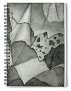 Layers Spiral Notebook