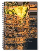 Layers Of Civilizations Spiral Notebook