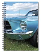 Lazy Days Spiral Notebook