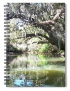 Lazy River Spiral Notebook