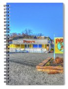 Lbi Ice Cream Joint Spiral Notebook