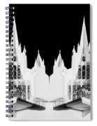 Lds - Twin Towers 1 Spiral Notebook