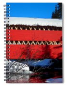 Le Boise Du Pont-rouge ... Spiral Notebook