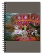 Le Carousel  Spiral Notebook