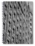 Le Chateau Frontenac Spiral Notebook