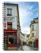 Le Consulat Spiral Notebook