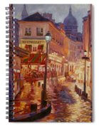 Le Consulate Montmartre Spiral Notebook