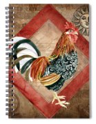 Le Coq - Greet The Day Spiral Notebook
