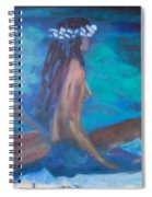 Le Hawaiane  Spiral Notebook
