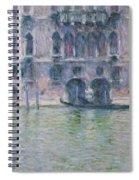 Le Palais Da Mula Spiral Notebook