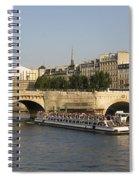 Le Pont Neuf. Paris. Spiral Notebook