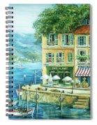 Le Port Spiral Notebook
