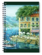Le Port Spiral Notebook