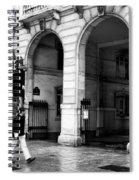 Le Rive Gauche Spiral Notebook
