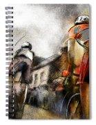 Le Tour De France 06 Spiral Notebook